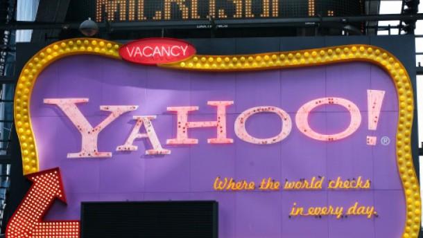 Microsoft nimmt Yahoo ins Visier