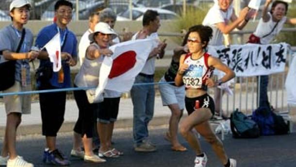 Ein zartes Lächeln für japanische Fotoalben