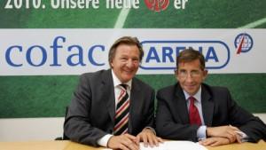 Coface ist Partner von Mainz 05