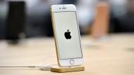 Apple übertrifft mit iPhone-Absatz Erwartungen