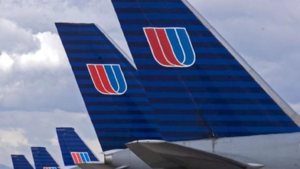 United Airlines entlässt 950 Piloten