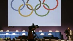 Hackl Schorsch auf dem Weg ins IOC