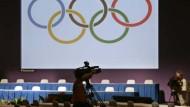 Warten auf die Wahl: Das IOC tagt in Singapur