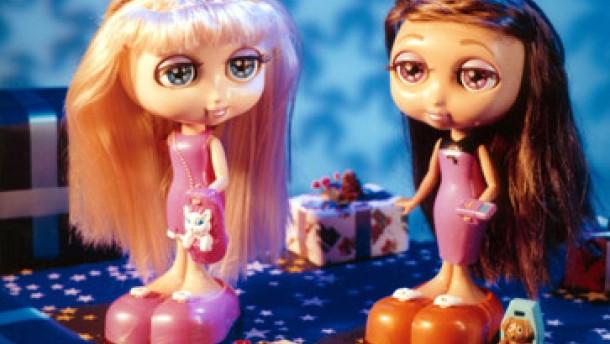 China läßt die Puppen tanzen