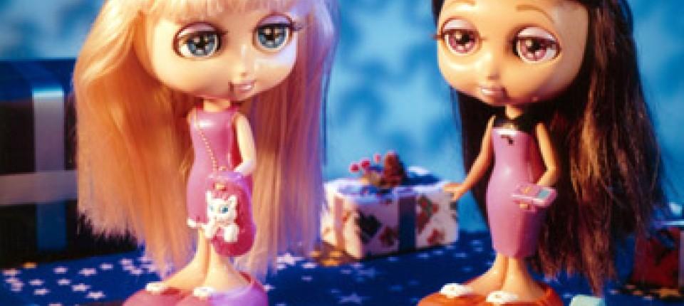 Barbie datiert Puppe Conmar Reißverschluss datieren