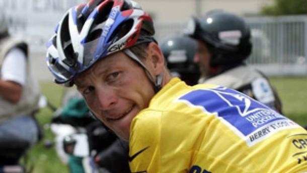 Armstrong läßt Ausreißer Mercado gewinnen