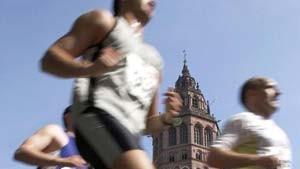 Marathon-Meisterschaft in Mainz
