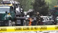 Tote bei Anschlag auf Nato-Fahrzeuge in Kabul