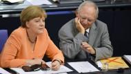 Merkel: Es geht um Europa als Schicksalsgemeinschaft