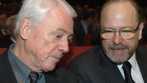 Büchnerpreis an Alexander Kluge verliehen