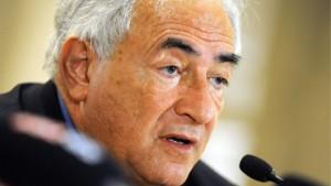 Amerika und IWF warnen vor einem Währungskrieg