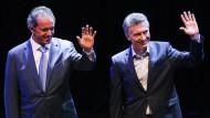 Oppositionspolitiker gewinnt in Argentinien