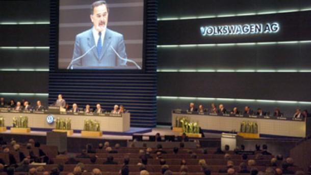 Fondsgesellschaften attackieren die VW-Luxuswagenstrategie