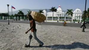 Hilfe für Haiti läuft an