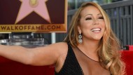 Mariah Carey auf Walk of Fame verewigt