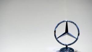 Mercedes schafft fast 10 Prozent Umsatzrendite