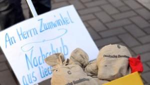 Zwei Jahre Bewährungsstrafe für Zumwinkel