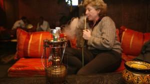 Das Sterben der Shisha-Bars