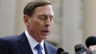 Bewährungsstrafe für Ex-General Petraeus