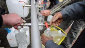 Trinkwasser, Milch und Gemüse radioaktiv belastet