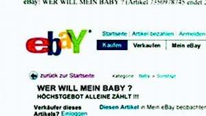Die Geschichte vom Ebay-Baby