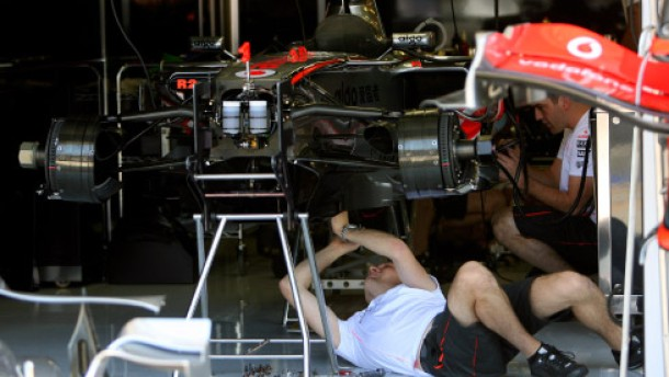 McLaren-Vorwurf an Ferrari: illegal zum Sieg in Melbourne