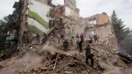 Kämpfe in Ostukraine gehen weiter