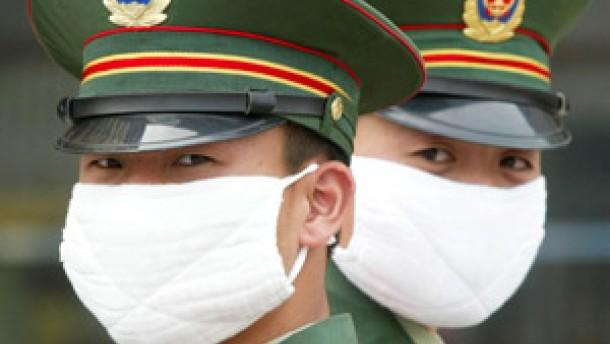 WHO: Keine Entwarnung in China