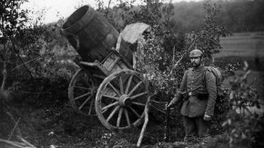 Historisches E-Paper zum Ersten Weltkrieg: Unsere Feldartillerie