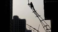 China verfehlt Wachstumsziel für 2014