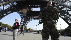 Terror-Alarm in Frankreich