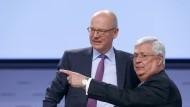 Bund lässt Commerzbank-Aufsichtsrat auflaufen