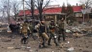 Warum sie in der Ukraine einfach weiterkämpfen
