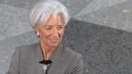 Lagarde schließt Grexit nicht aus