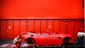 Ferraris Fehlstart beim Debüt