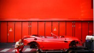 So geht's zu in Ferraris heiligen Hallen
