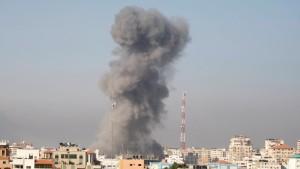 Israelischer Angriff trifft abermals Schulgebäude