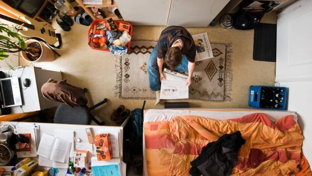 Der Trend geht zur kleineren Wohnung