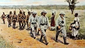 Historisches E-Paper zum Ersten Weltkrieg: Aus den Kolonien