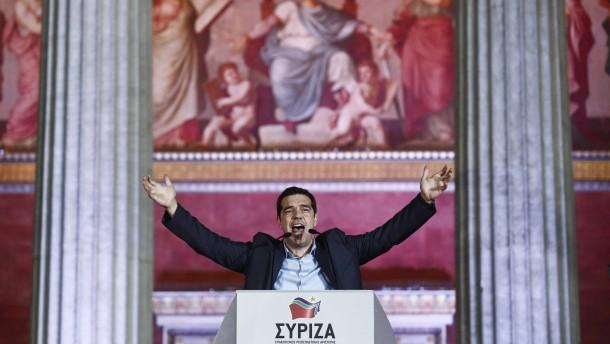 Die griechische Krise in Zahlen