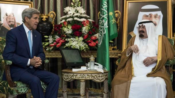 Amerika und Arabien