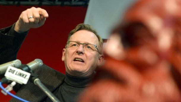 Wieviel SED steckt in Thüringens Linkspartei?