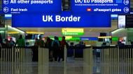 Warum die Briten keine Einwanderer mögen