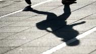 Licht und Schatten liegen bei einem 100-Kilometer-Lauf dicht beieinander.