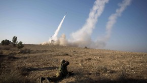Raketen auf den Gazastreifen