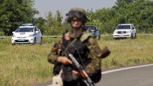 Regierungstruppen erobern Stadt Awdejewka