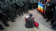 Frankfurt untersagt zweite Blockupy-Demonstration