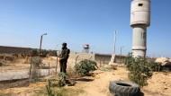 Neue Terrorgruppe will Kalifat auf dem Sinai errichten