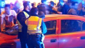 So schildern Polizeibeamte die Silvesternacht