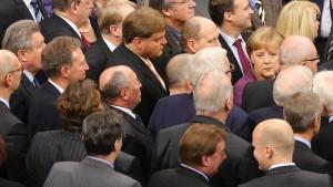 Bundestag verabschiedet neues Hilfspaket für Griechenland